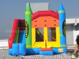 Crayon Jumping Castle, Inflatable Combo (B3058)