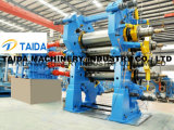 High Quality PLC Four Roll Rubber Calender Machine Line Xy-4f710X2130