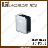 L-Shape Stainless Steel Clamp/Clip for Temper Glass (SJ-F311)
