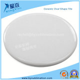 Decorative Oval Shape Ceramic Tile