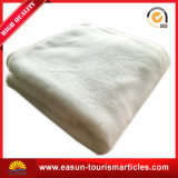 Custom Double Bed Soft Baby Blanket with Zip Bag