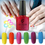 Natural Resin Appealing No Formaldehyde Convenient Soak off Gel Polish