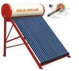 Closed Loop Pressure Solar Water Heater