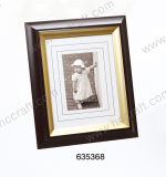 PS Photo Frame as Wood Looking Finish for Home Decoration