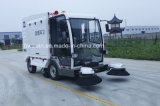 Powerful Broom Road Sweeper Truck Vehicle