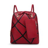 2016 High Quality Bag Fashion Leather Backpack Women