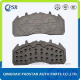 Casting Truck Brake Pads Backing Plate for Aftermarket