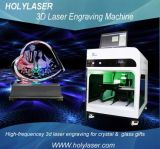 3D Laser Engraving Machine for Christmas Gifts (HSGP-2KC)