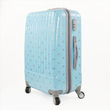 Wave Point Pull Box Lovely Multi Color Suitcase Luggage Box Chassis Universal Wheel 20 Inch 24 Inch