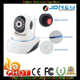 Robot P/T WiFi HD P2p IP Camera for Baby Monitor