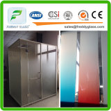 Bathroom Room Door Glass Used Colored Frosted Glass