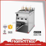 Gas Pasta Noodles Cooker for Convenient Shop (HGN-748)