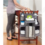 "18X20"" Baby Essentials Storage Caddy Toy Shower Wiper Diaper Organizer"