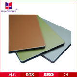 Alucoworld Popular Fireproof Function ACP Cladding