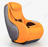 Electric Airbag Mini Portable Full Body Massage Chair with Ls Shaped Track