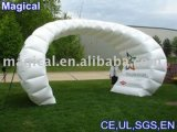 Outdoor Inflatable Welcome Arch in Park (MIC-323)