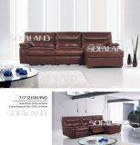 Modern Design Genuine Leather Sofa (717)