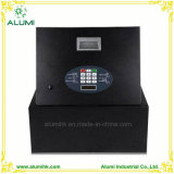 Hotel Electrical Top Open Safe Box with Large Lighted Keypad