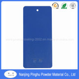 Blue Powder Coatings for Interior Use