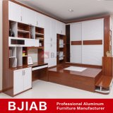 Customized Golden Oak Modern Metal Home Furniture Aluminum Office Bookcase
