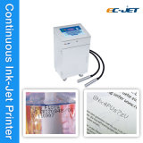 Dual-Head Continuous Ink-Jet Printer for Troche Bag (EC-JET910)