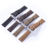 Matt Genuine Leather Watch Straps