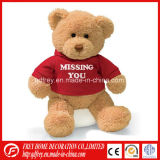 Cheapest China Tshirt Teddy Bear Toy
