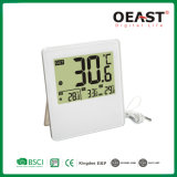 Digital Indoor Outdoor Thermometer Max/Min Temperature Display with Sensor Wire Ot3080e