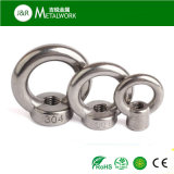 Stainless Steel SS304 SS316 Lifting Eye Nut (DIN582)