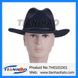Wool Felt Mountain Apline Hat with Leather Band