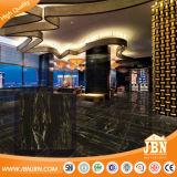 Black Color Inkjet Glazed Marble Porcelain Floor Tile (JM63136D)