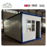 China Standard Economic Prefab Steel Structure Container House
