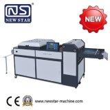 Manual Sguv-660 UV Coating Machine Working with Digital Printer