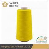 High Tenacity 40/2 60/2 Spun Polyester Sewing Threa with Oeko-Tex
