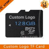 Custom Logo Class 10 Micro SD TF Memory Card 128GB