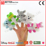 Stuffed Animals Soft Toy Finger Puppet for Baby/Kids/Children