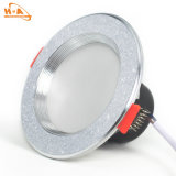 Embedded Dimmable LED Downlight with Aluminum and PC