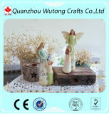 New Arrival Resin Angel Figurines Mother Love Angel Statues Home Decoration
