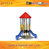 Best Price Children Plastic Playground Outdooor Equipment with Slide