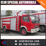 New China Make Water-Foam Fire Truck Water Fire Rescue Vehicle