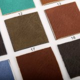 Retro Synthetic Leather PU for Bag Material (HST374)