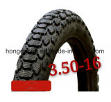 3.50-16 Wholesale Super Durable Motorcycle Rubber Tire/Motorcycle Tyre Tubeless Tyre