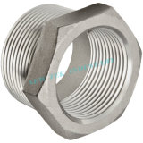 Investment Casting Stainless Steel Screwed Hexagon Bushing