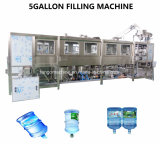Complete Automatic 3gallon 5gallons Barreled Filling Water Production Line