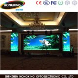 High Resolution Full Color Indoor LED Display Panel