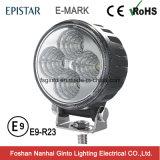 3inch 12W Epistar EMC LED Work Light for Bulldozer (GT2009-12W)
