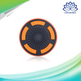 Shower Radios Ipx7 Waterproof Shower Radio Speaker with LED Lights, Rechargeable Battery