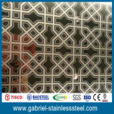 316L Gold Cover Decorative Stainless Steel Sheet