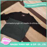Baby Boy Clothes Kids Wear Black Knitting Crochet V Neck Sweater
