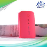 7800mAh Portable Power Bank Phone Charger with Flashlight